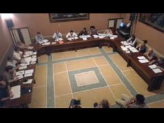 Consiglio comunale Ostra