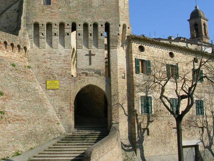 La Porta della Croce a Serra de Conti