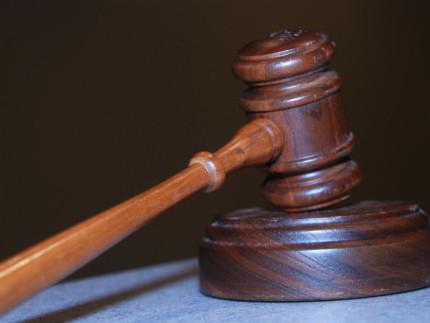 Martelletto del giudice, udienza, tribunale