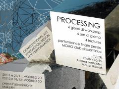 Processing: corso programmazione a Rimini