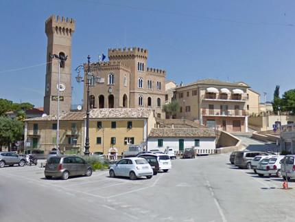 Comune di Trecastelli, municipio di Ripe