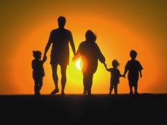 famiglia, famiglie, genitori, figli
