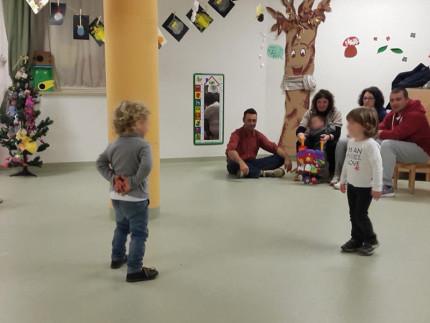 """Trecastelli, festa al centro per l'infanzia """"Il Giardino dei Folletti"""""""