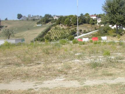 Una delle aree dell'ERAP nel Comune di Castelleone di Suasa