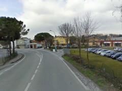 Strada Arceviese, Pianello di Ostra