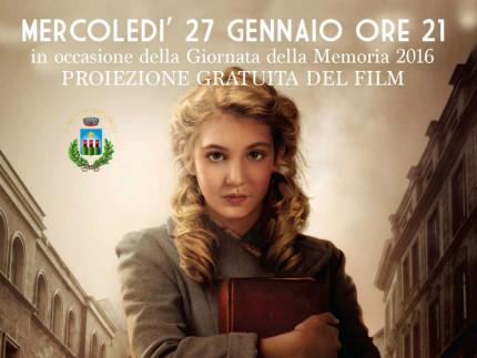 Giorno della Memoria 2016: proiezione film a Trecastelli