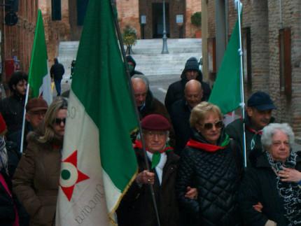 Ricordo di Brutti, Galassi e Maggini ad Ostra (2013)