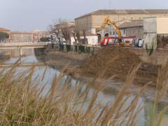 Manutenzione del fiume Misa