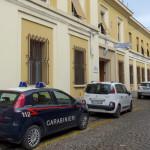 La caserma dei Carabinieri di Senigallia in via Marchetti