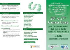 Locandina del corso promosso da Iner Marche a Serra de' Conti
