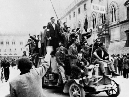 25 aprile, festa della Liberazione