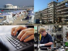 Imprese, mercato del lavoro, crisi economica