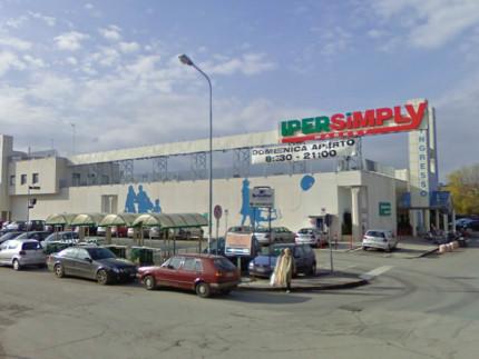 L'Ipersimply al centro commerciale Il Molino di Senigallia