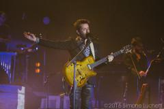 Daniele Silvestri in tour a Senigallia. Foto Simone Luchetti