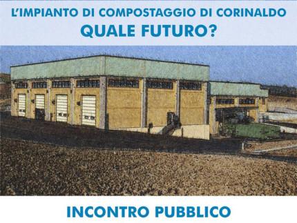 Incontro su impianto di compostaggio di Corinaldo, quale futuro?