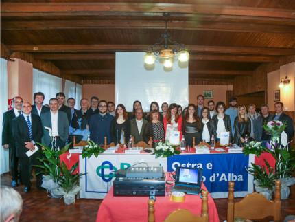 Assemblea annuale della Banca di Credito Cooperativo di Ostra e Morro d'Alba, con consegna delle borse di studio intitolate alla memoria di Corrado Orazi