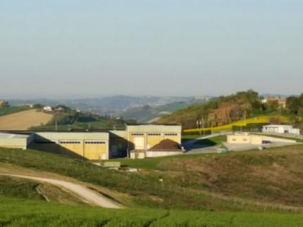 Impianto di compostaggio di Corinaldo