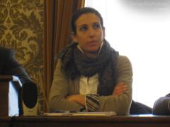 Il consigliere comunale di Ostra Vetere Giuseppina Codias