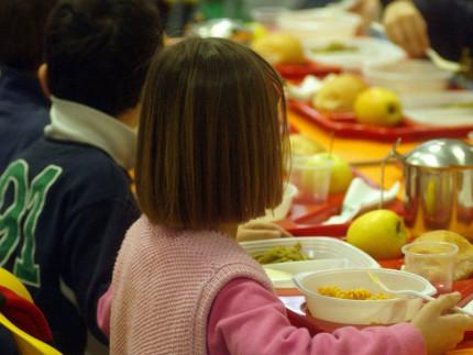 Mensa scolastica, educazione alimentare a scuola, refezione scolastica