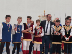 Premiazioni under18