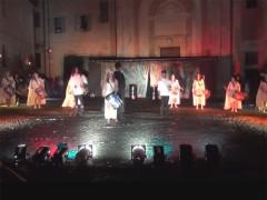 Lo spettacolo della Festa del Pozzo della Polenta 2015 a Corinaldo