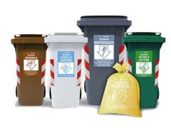raccolta differenziata, gestione dei rifiuti, ambiente