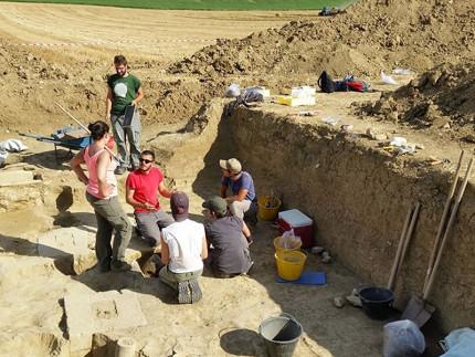 Campagna di scavi in località Miralbello, nel comune di San Lorenzo in Campo: ripartite le ricerche archeologiche