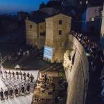 Un momento del festival Nottenera (edizione 2015 _ Foto di Renato Gasperini) a Serra de' Conti