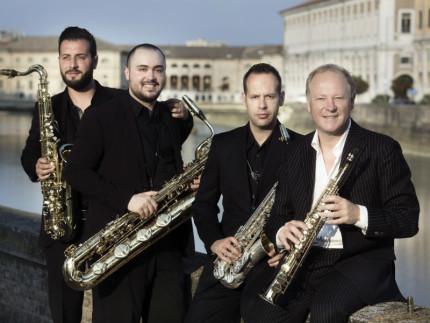 Federico Mondelci I Sax Quartet