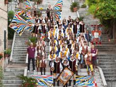 Il gruppo storico Combusta Revixi di Corinaldo