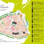 La brochure del festival della danza urbana a Corinaldo