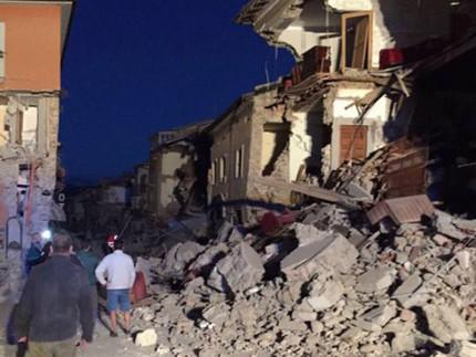 Terremoto 24 agosto 2016