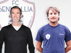Franco Federiconi e Stefano Goldoni