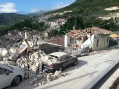 Terremoto ad Arquata del Tronto