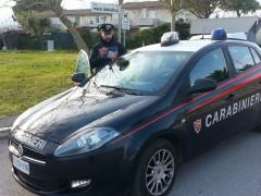 Controlli dei Carabinieri della compagnia di Senigallia