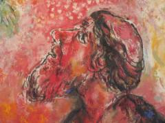 Abramo e la nascita dell'io in mostra alla chiesa dei Cancelli di Senigallia