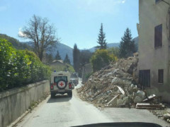 Terremoto, 26 ottobre