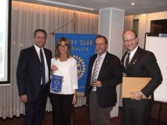 L'incontro del Rotary sull'art bonus