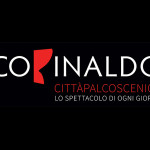 """il logo di """"Corinaldo, città palcoscenico"""""""
