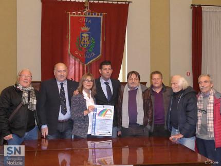 """Presentazione dell'iniziativa """"Un arcobaleno di solidarietà"""" per le popolazioni terremotate"""