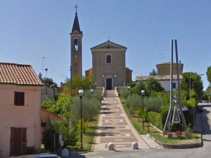La chiesa di San Michele Arcangelo al Brugnetto di Ripe (Trecastelli)