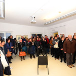 """Tanto pubblico per la visita guidata straordinaria """"I mille volti di Nori"""" al Villino Romualdo di Trecastelli"""