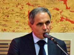 Il sindaco di Trecastelli Fausto Conigli