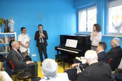 Presentazione del progetto Ottavanota all'ospedale di Senigallia: l'intervento di Maurizio Bevilacqua