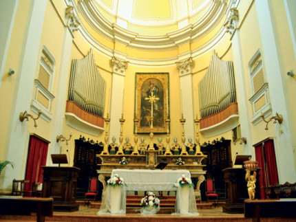 Chiesa San Francesco a Corinaldo