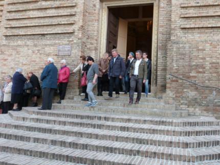 Funerali Aldina Berardi