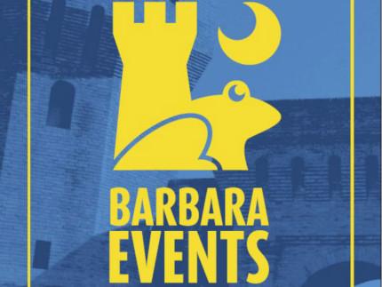 Barbara Eventi, logo