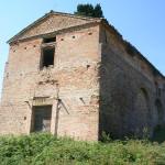 Serra de' Conti, la chiesa abbandonata di S. Maria delle Grazie, detta comunemente Madonna del Piano