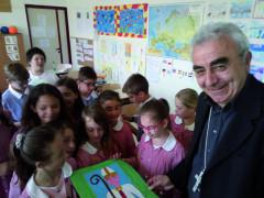 Francesco Manenti incontra gli studenti