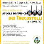 Saggio musicale a Trecastelli